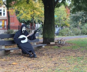 banjo and Halloween image