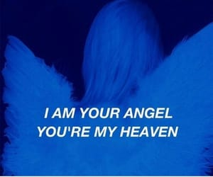 aesthetic, angel, and color image