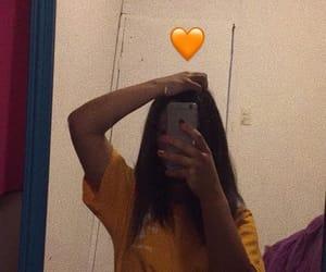 iphone, selfie, and mirror image