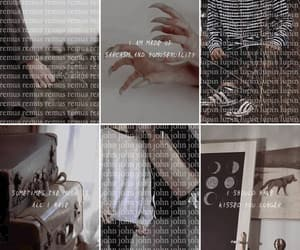 aesthetic, remus lupin, and character image