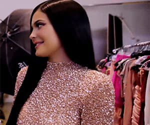 gif, new, and kylie jenner image