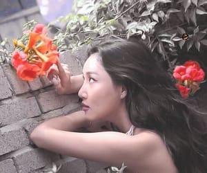 flower, hwasa, and ahn hyejin image