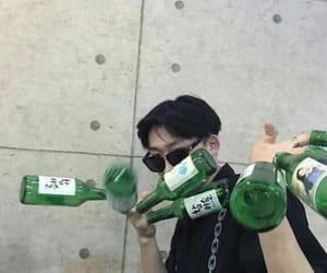 beer, korean, and ulzzang image