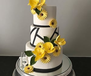 art, cakes, and inspiration image