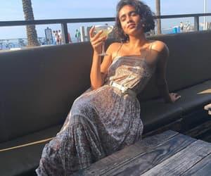 dress, fashion, and happy image