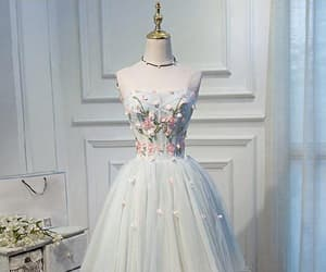 prom dress sexy, 2018 homecoming dress, and grey prom dress image