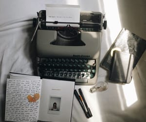 book, diary, and writing image