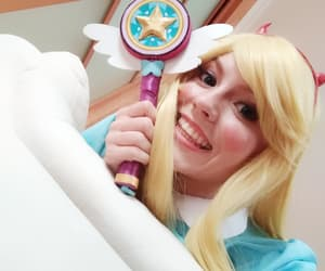 cosplay, starbutterfly, and girl image