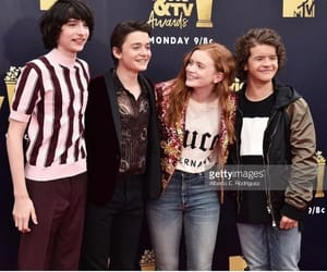eleven, stranger things, and sadie sink image
