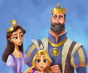 disney, prince, and king image