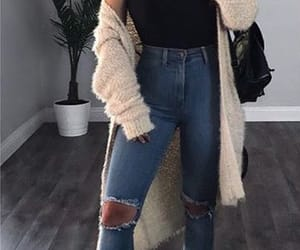 college, fashion, and outfits image