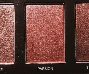 aesthetic, eyeshadow, and rose image