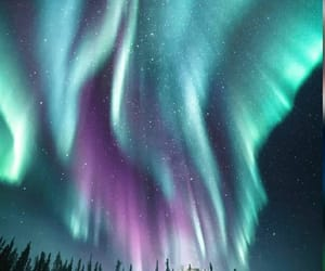 amazing, borealis, and aurora image