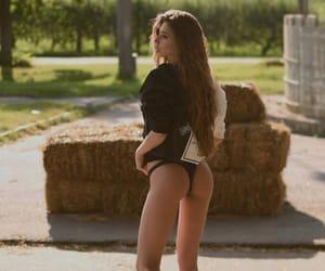 beachwear, beauty, and models image