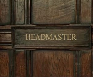 headmaster, aesthetic, and brown image