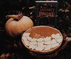 automn, pie, and pumpkins image