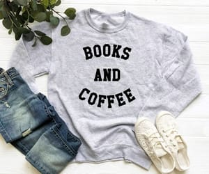 books, fashion, and tumblr image