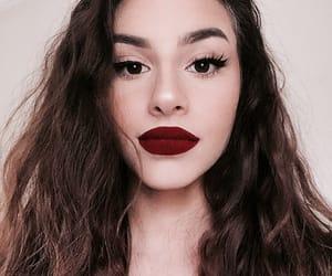 beautiful, brunette, and soft image