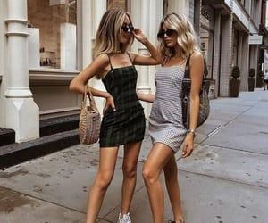 beauty, girls, and fashion image