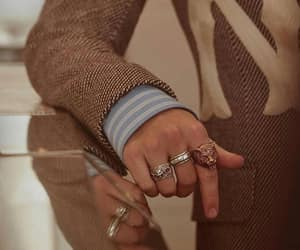 gucci, hands, and handsome image