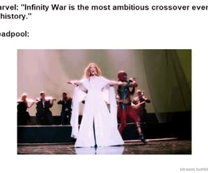 Avengers, tumblr, and celine dion image
