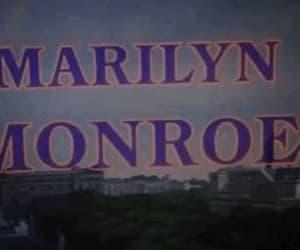 1957, gif, and marylin monroe image