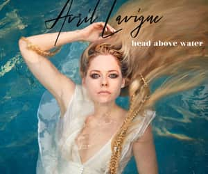 Avril, lavigne, and head above water image