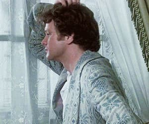 Colin Firth, gif, and handsome image