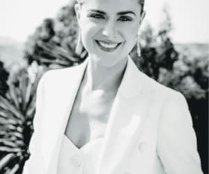 actress, flawless, and smile image