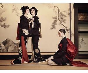designer, japan, and vogue image