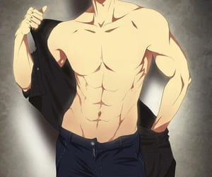 anime, free, and handsome image
