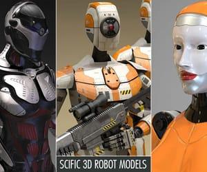 art, 3d models, and 3d game models image