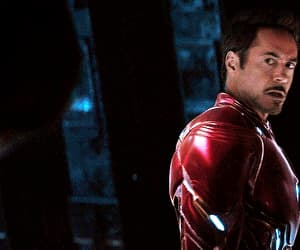 Avengers, funny, and ironman image