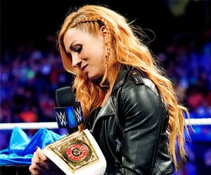wwe, becky lynch, and smackdown live image