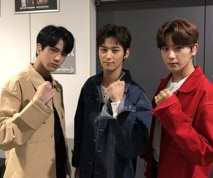 juyeon, hyunjae, and the boyz image