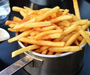 delicious, french, and fries image