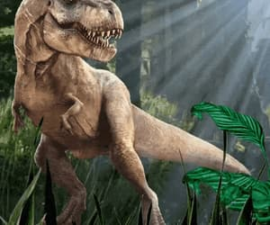 carnivore, dino, and dinosaurs image