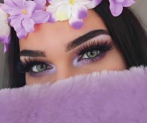 eyeshadow, girl, and goals image