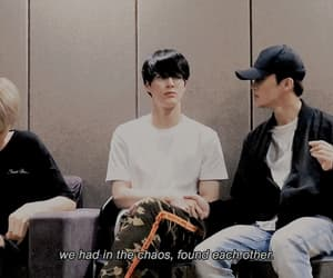 love quote, mark, and jeno image