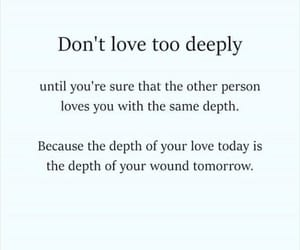 advice, wounds, and too deep image
