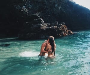 aesthetic, couple, and couples image