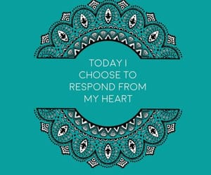 choices, heart, and responses image