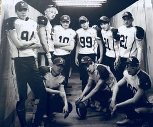 album, exo, and football image