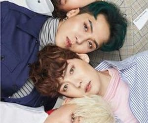 boys, kpop, and model image