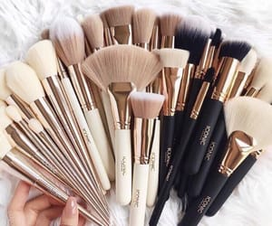 Brushes, rich, and makeup image