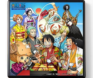 brook, franky, and one piece image