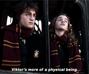 gif, hermione granger, and goblet of fire image