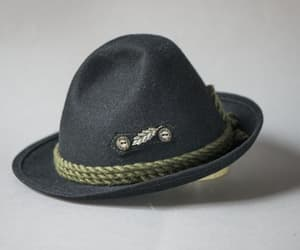 etsy, sustainable hat, and unisex bavarian hat image