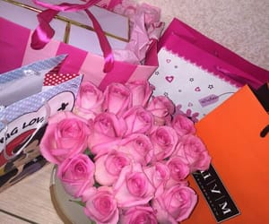 birthday, flowers, and surprise image
