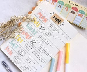 bullet, cute, and bujo ideas image